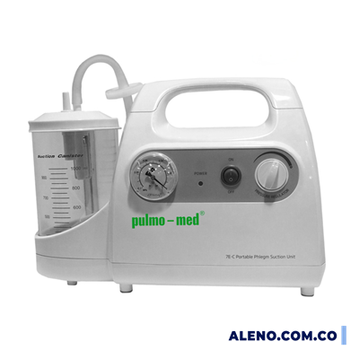 Succionador_7E-C_Pulmo-Med aspirador de secreciones portatil